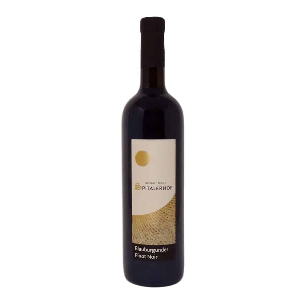 Blauburgunder (Pinot Noir) vom Weingut Spitalerhof in Südtirol