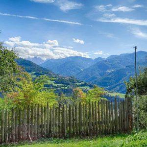Die Aussicht vom Radoar bis zu den Dolomiten - Club Winery