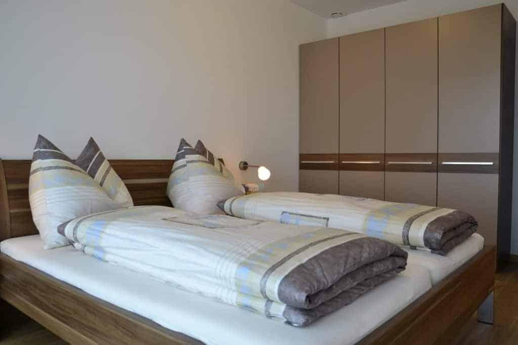 Erholung und Entspannen in unseren Wohnungen in Südtirol - Oberberghof