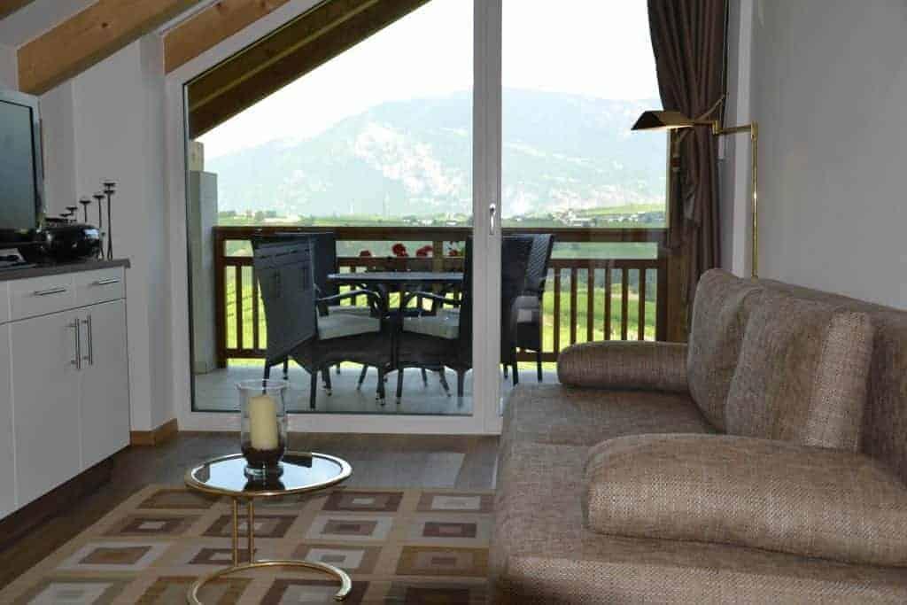 Ferienwohnung Südtirol - Oberberghof