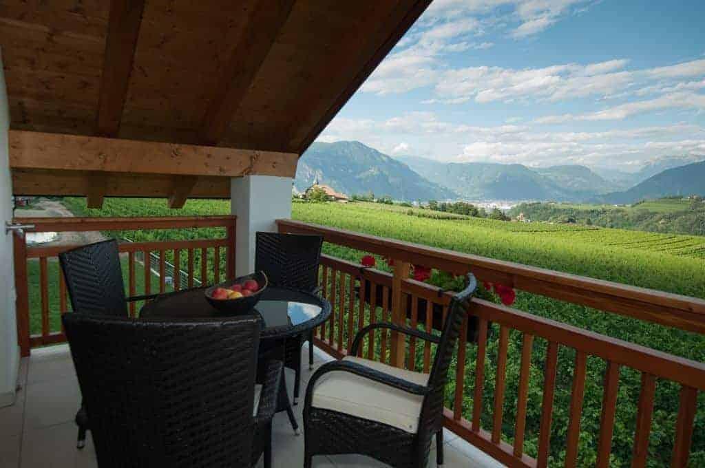 Ferienwohnung inmitten von Weinreben - Oberberghof