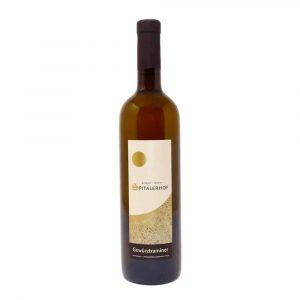 Gewürztraminer vom Weingut Spitalerhof in Südtirol