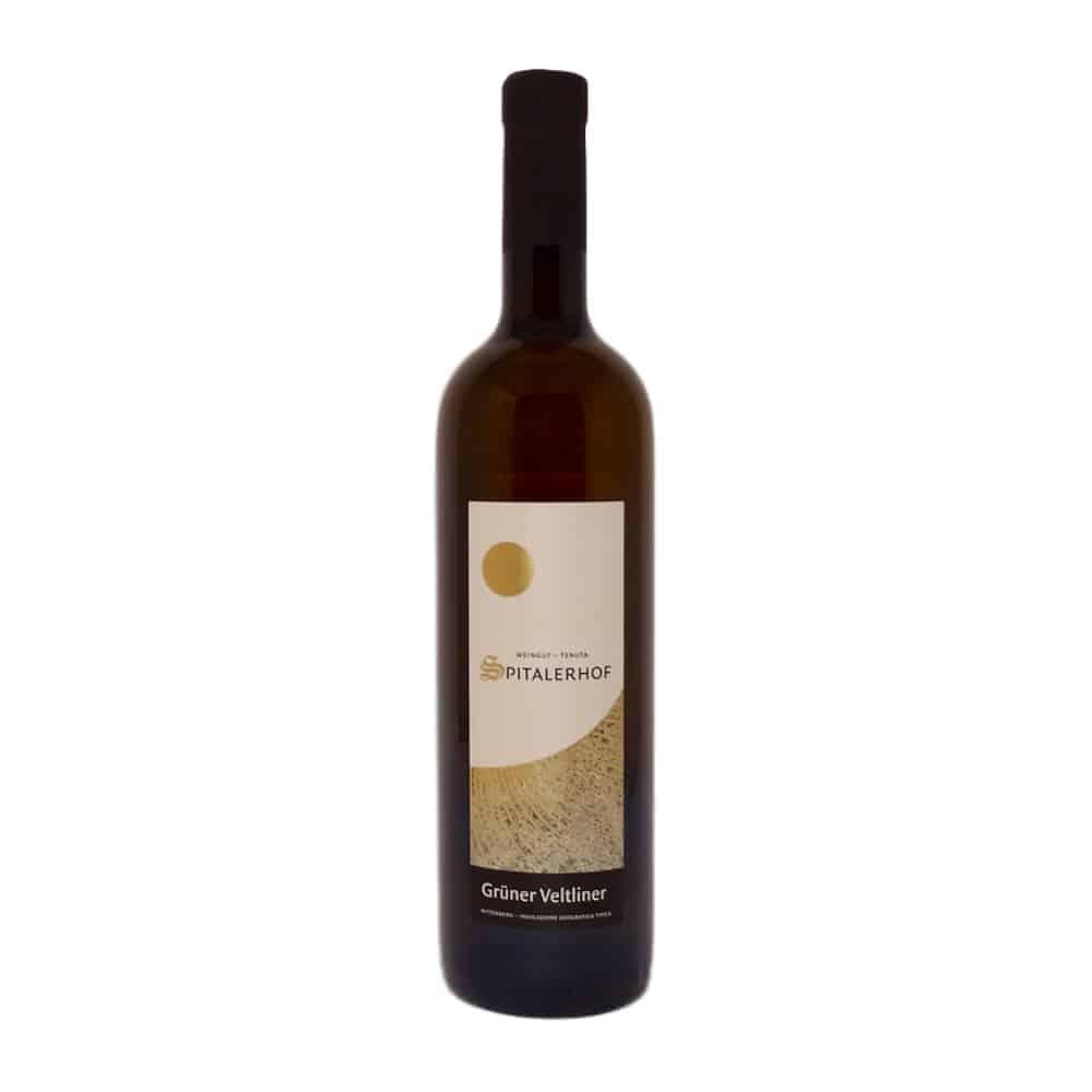 Grüner Veltliner vom Weingut Spitalerhof (Südtirol)