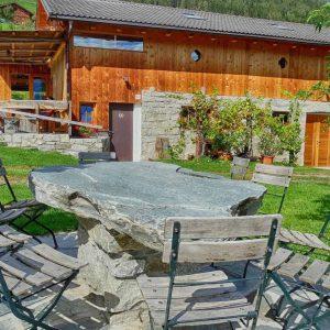 Weingut mieten - Im Buschenschank von Radoar können Sie sich entspannen - Weinpatenschaft mit Club Winery