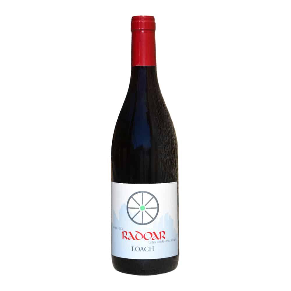 Loach - Cuvèe aus Blauburgunder und Zweigelt vom Weingut Radoar in Südtirol
