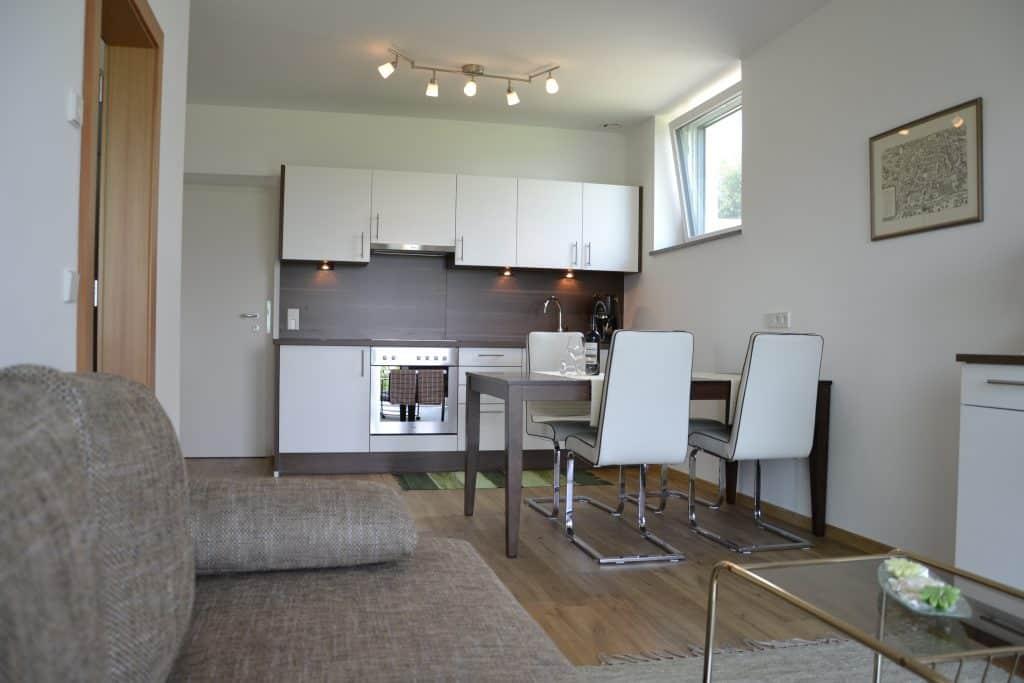 Moderne Ferienwohnung in Südtirol - Oberberghof