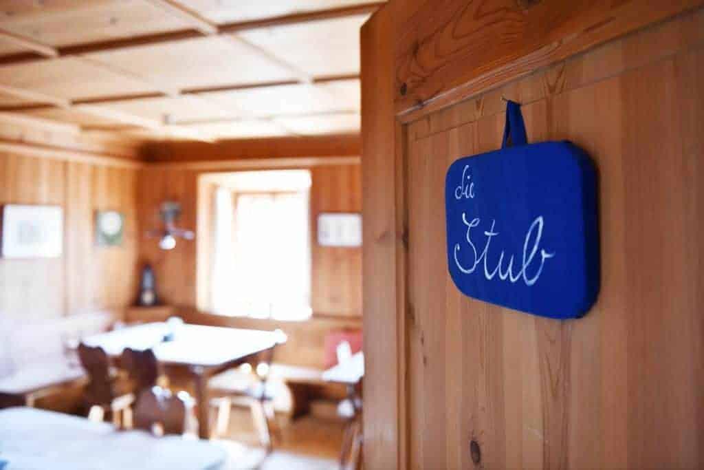 Rielingerhof Südtirol Stube - Club Winery