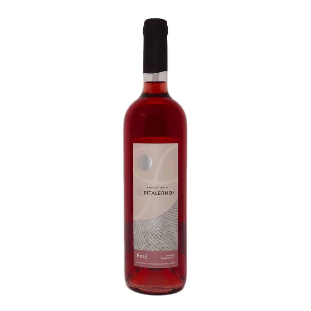 Rosè vom Weingut Spitalerhof in Südtirol