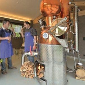 Spitalerhof Brennerei Südtirol - Club Winery Schaubrennerei