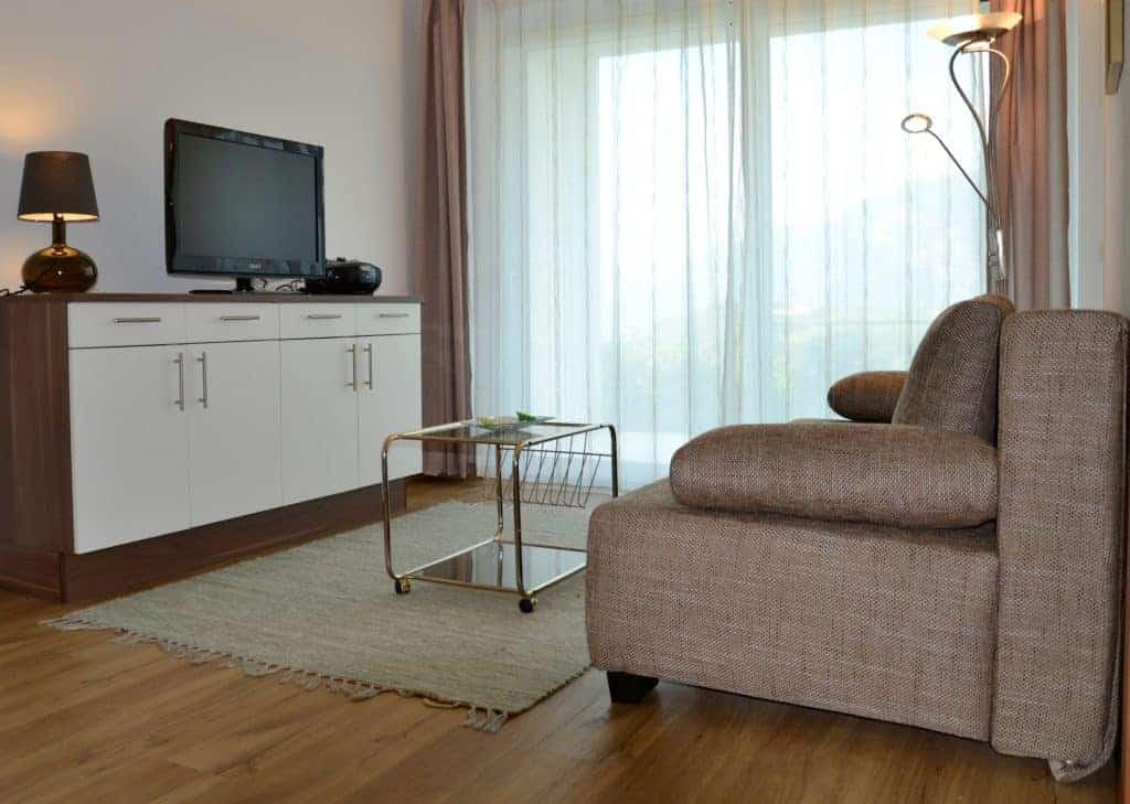 Unsere Ferienwohnungen sind bestens ausgestattet - Oberberghof