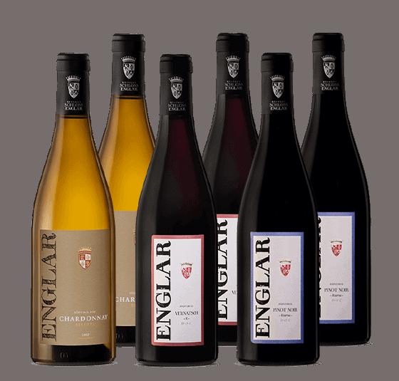 Weinpaket Edle Reife Schloss Englar