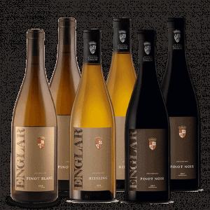Weinpaket Frühlingshaft & Frisch Schloss Englar