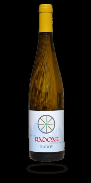 Kerner Radoy Radoar - Rebstockpatenschaft Club Winery Südtirol