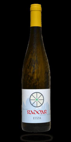 Müller Thurgau Radoar Etza - Südtirol Rebstockpatenschaft Club Winery