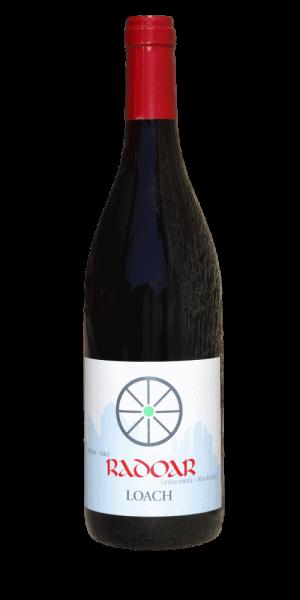 Radoar Loach - Cuvée Pinot Noir und Zweigelt - Rebstockpatenschaft Südtirol Club Winery