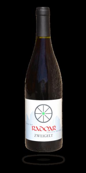 Zweigelt Radoar - Rebstockmiete Club Winery Südtirol
